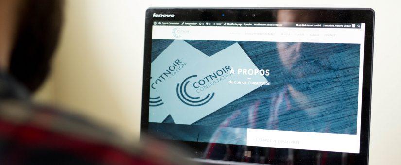 Cotnoir Consultation à l'ère du web!